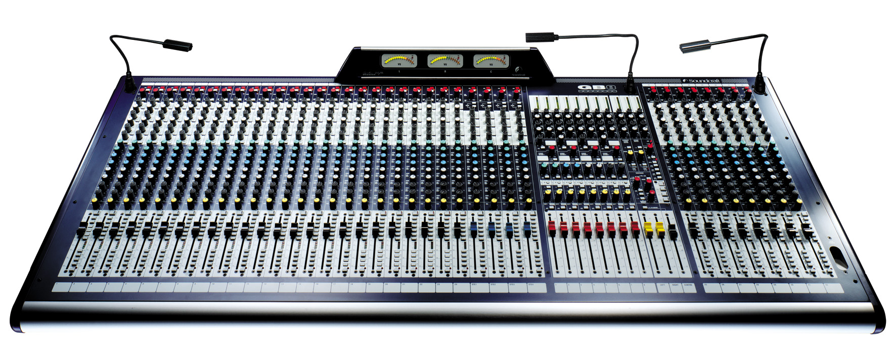 SOUNDCRAFT GB8/32 keverőpult